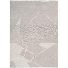 Calvin Klein Home Rug Collection Reflective Pearl Area Rug