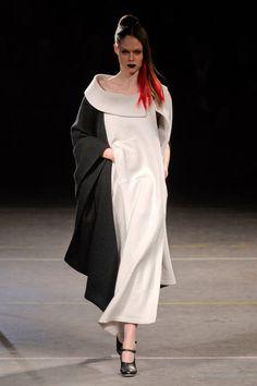 Yohji Yamamoto fall 2012