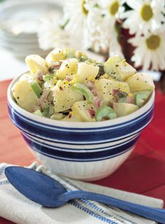 """My """"go to"""" potato salad recipe - State Fair Potato Salad Recipe 