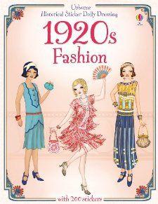 1920s Fashion - Usborne Historical Sticker Dolly Dressing