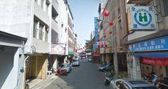 CITY YEAST -Tainan 臺南 臺灣 worldwide city color 都市色彩世界觀 google map