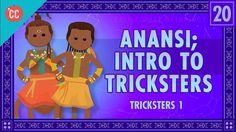 Tricksters: An Introduction: Crash Course World Mythology 20
