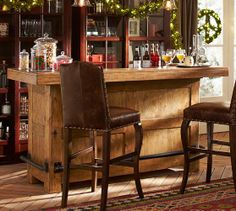 Rustic Ultimate Bar Large