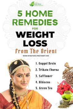 5 Natural Remedies for Weight Loss from the Orient with guggul resin, trikatu churna, hibiscus, green tea and safflower. Weight Loss Detox, Weight Loss Snacks, Ayurvedic Remedies, Natural Remedies, Effects Of Green Tea, Burn Calories Fast, Natural Appetite Suppressant, Natural Food Coloring, Proper Diet