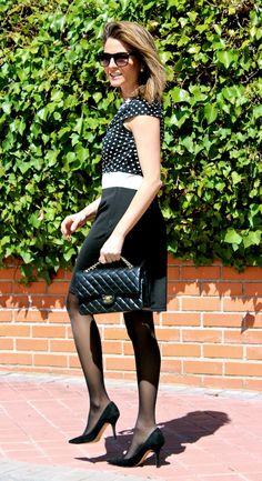 Fashion and Style Blog / Blog de Moda . Post: Communion/ Look evento : Comunión.See more/ Más fotos en : http://www.ohmylooks.com/?p=13740 by Silvia