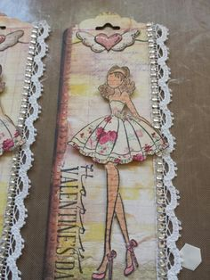 Valentines day tag. Julie nutting love day stamp