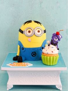 ... minions amazing cakes cakes decor minions pop minions birthday cakes
