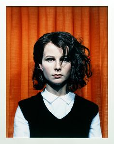 Gillian Wearing. 'Self Portrait at 17 Years Old' 2003