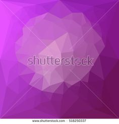 Low polygon style illustration of an eminence violet abstract geometric background. #abstractbackground #lowpolygon #illlustration