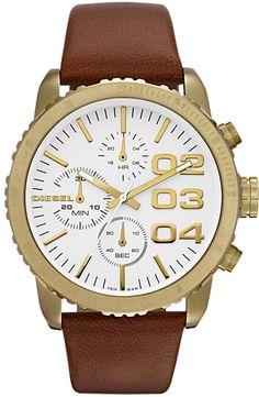 gotta love DIESEL watches