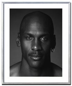 Michael Jordan | From a unique collection of portrait photography at https://www.1stdibs.com/art/photography/portrait-photography/   $2900.