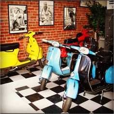 Vancouver scooter shop