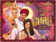 The Guru (Foreign) 11x17 Movie Poster (2003)