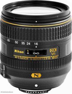 Nikon 16-80mm f/2.8-4DX ED VR AF-S