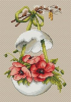 Thrilling Designing Your Own Cross Stitch Embroidery Patterns Ideas. Exhilarating Designing Your Own Cross Stitch Embroidery Patterns Ideas. Cross Stitch Borders, Cross Stitch Flowers, Cross Stitch Kits, Cross Stitch Charts, Cross Stitch Designs, Cross Stitching, Cross Stitch Patterns, Learn Embroidery, Silk Ribbon Embroidery