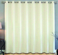 So Cool white and grey patio door curtains that will blow your mind Sliding Door Window Treatments, Sliding Door Blinds, Sliding Panels, Sliding Glass Door, Glass Door Curtains, Patio Door Curtains, Horizontal Blinds, Walmart, Windows And Doors