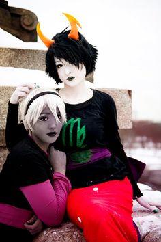 Rose and Kanaya