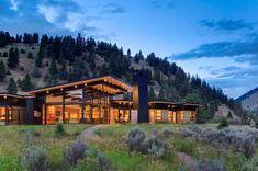 "3,943 Likes, 17 Comments - Custom Timber Homes (@customtimberhomes) on Instagram: ""Handsome home ~ . . #contemporary #design #interiordesign #designer #modernhome #modernfarmhouse…"""