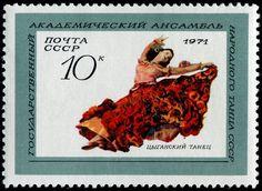 1971 Rusia-Danza Gitana
