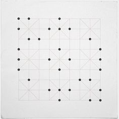Dots and lines by Tilman.