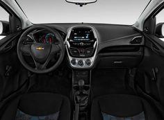 2017 Chevrolet Spark interior