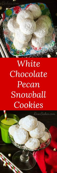 White Chocolate Peca