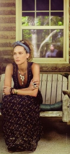 erin wasson with jewellery #erinwasson #bohemian #jewellery #wewantsale