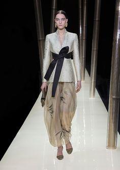 ジョルジオ アルマーニ プリヴェ(GIORGIO ARMANI PRIVÉ) Haute Couture 2015SSコレクション Gallery7