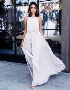 annabelle fleur look vestido branco