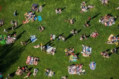 Summer Over the City with George Steinmetz
