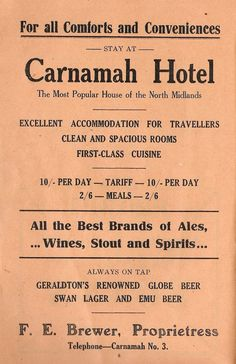 1933 Carnamah Agricultural Show Schedule Vintage Ads, Vintage Posters, Australian Vintage, Beer Labels, First Class, Best Brand, Booklet, Schedule, Rooms