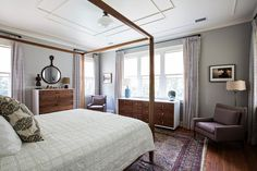 Traditional Bedroom design ideas and photos to inspire your next home decor project or remodel.  Check out Traditional Bedroom photo galleries full of ideas for your home, apartment or office.