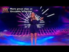 Stacey Solomon - Final - What A Wonderfull World