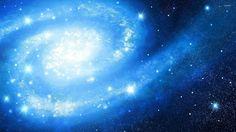 galaxy | Beautiful blue galaxy wallpaper - Space wallpapers - #48592