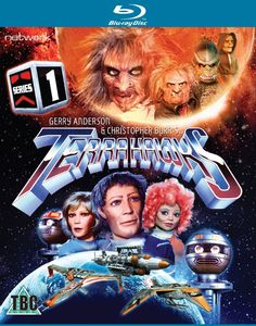 Terrahawks: The Complete First Series [Blu-ray]: Amazon.co.uk: Gerry Anderson, Bob Bell: DVD & Blu-ray