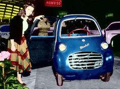 Issi Microbo 125cc 1953