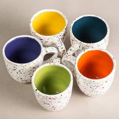 Most up-to-date Absolutely Free white clay pottery Style Pottery cup Pottery mug Ceramics cup, ceramic mugs,coffee mugs, tea cups,tazza tèTazza per il latt Ceramic Bowls, Ceramic Pottery, Ceramics Pottery Mugs, Slab Pottery, Pottery Bowls, Pottery Courses, Pottery Store, Pottery Cafe, Pottery Studio