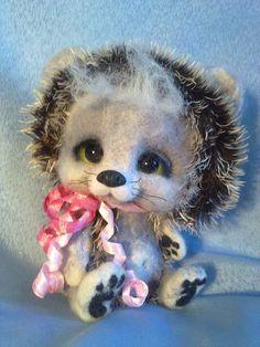 Baby hedgehog by By Vladlena   Bear Pile