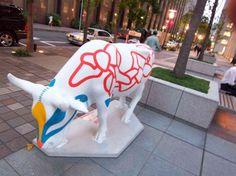 COW PARADE TOKYO
