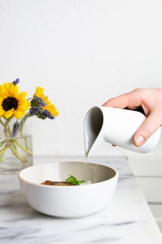 Shop the full PAX and Pouring ranges from Figgjo now. White Dinnerware, Ranges, Serving Bowls, Tableware, Shop, Bowls, Dinnerware, Serving Dishes, Dishes