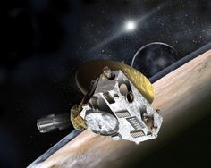 The Other Shoe: Lost in Space - New Horizon Pluto - Redux