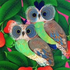 Love birds Jessie breakwell