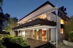 Modern Home-Silver Lake