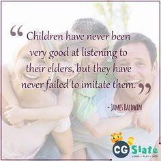 #MotivationalQuote #ParentingQuote #CGSlate #Parents #IndianParents #ParentingHack #Mom #Father #Child #Children #Kids