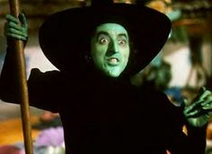 13. The Wicked Witch's makeup was toxic, so actress Margaret Hamilton lived on a liquid diet to avoid accidental ingestion. Her face stayed green for weeks after shooting finished due to the copper-based ingredients.