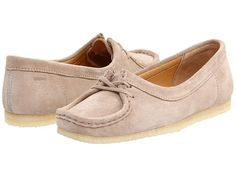 Clarks Wallabee chic- need these for fall!