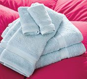 """Bamboo Towel Sets - A Customer Favorite and the Wall Street Journal recognized them as """"Best in Class."""""""