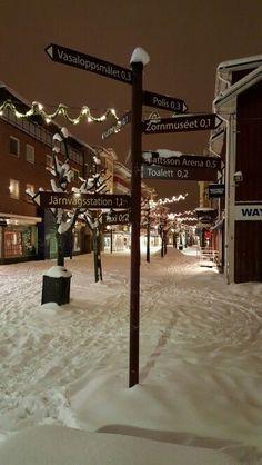 Mora.. Sweden