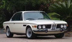 I love these old bimmers! the 2800 or the 3.0 from early 70's are easily my have and i hope to have one some day...