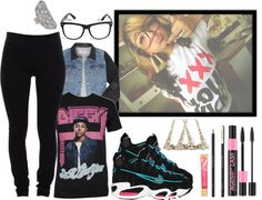 """Geen titel #233"" by mindless-dchick ❤ liked on Polyvore"